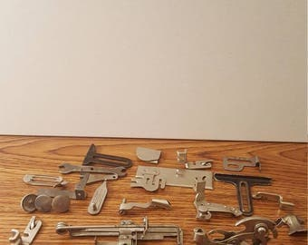 Vintage Sewing Machine Parts