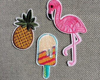 Set JUICY SUMMER patches