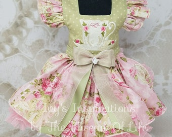 English Tea Party Dress