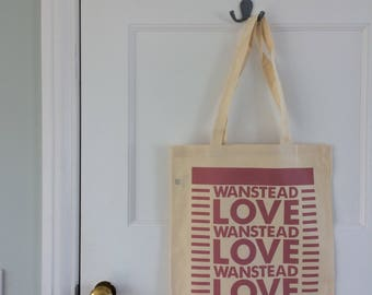 Love Wanstead Tote Bag