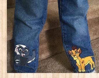 Lion Gaurd Character Jeans