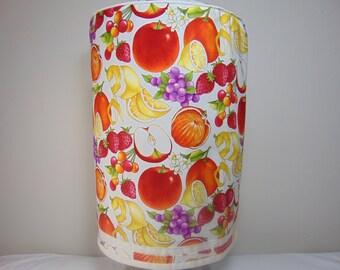 Fruity - bottle cover
