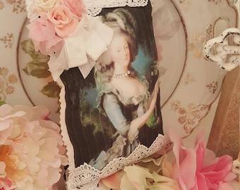 Marie Antoinette Lavender Sachet - Pink