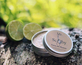 Organic Skin Moisturizer, Organic Scoby Cream, Scoby, Probiotic Skin moisturizer, Probiotic Cream, Gift for Him, Gift for Her, Facial Cream