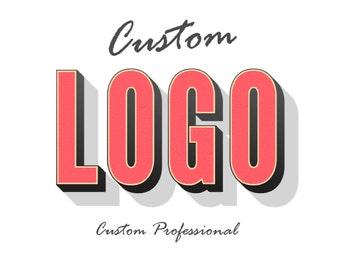 Custom Hand Drawn Logo, Illustrated Logo, Logo Design, Specialised Logo Design, Business Logo, Pub Logo, Boho Logo, Vintage Logo Design