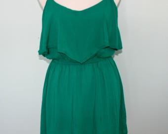 Teal summer sundress