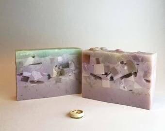 Lavender, Aloe Soap - Handmade Soap, Natural Soap, Homemade Soap, All Natural, Vegan Soap, Bath and Beauty, Soap, Soaps, Organic Soap, gift