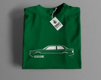 T-shirt Maserati 222 E | Gent, Lady and Kids | all the sizes | worldwide shipments | Car Auto Voiture