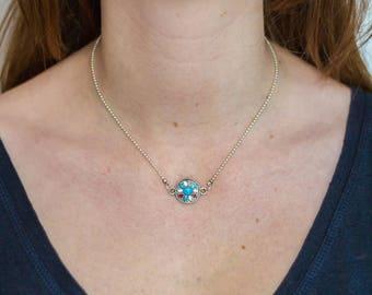 Ethnic Choker necklace