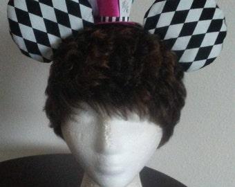 Mad Tea Mickey Ears