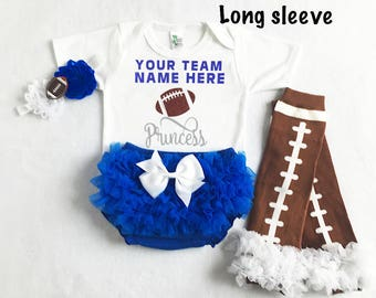 baby girl uk wildcats football - university of kentucky wildcats baby girl outfit - wildcats baby girl football outfit - football leg warmer