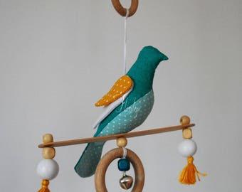 The Blue Bird - mobile