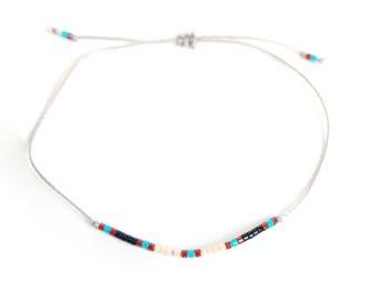 Shaman - Ameridienne navajo inspired Bracelet
