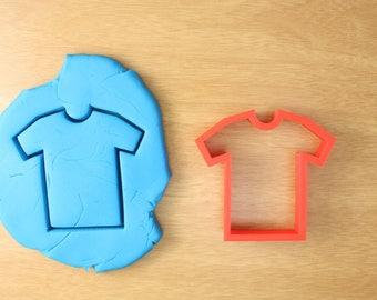 Shirt Cookie Cutter - T Shirt - Tee Shirt - Sport Jersey - Basketball Jersey