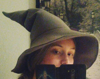 The Lord of the Rings: Gandalf the grey wizard hat replica