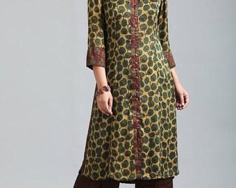 Women's Asharfi Kurti