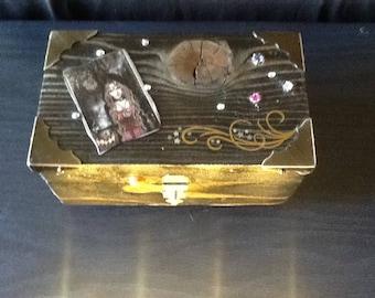 Tarot Box/Mystical/Wiccan