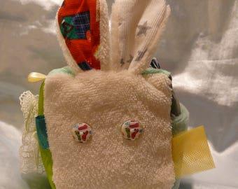 cube sensory rabbit