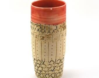 Fairthorne White Stoneware Vase