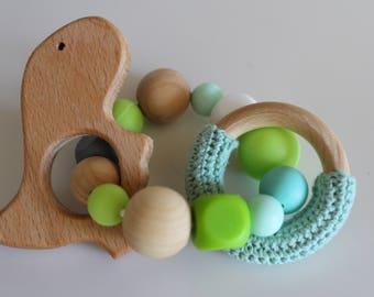 Dino Teething Toy