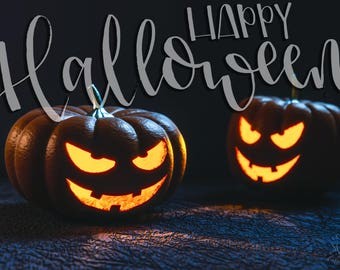 Happy Halloween Jack-O-Lantern Download