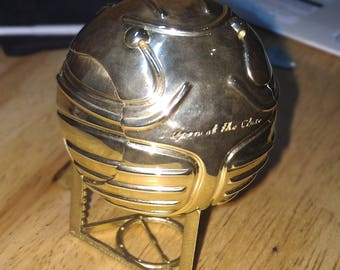 Harry Potter Inspired Golden Snitch Ring Box