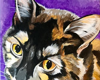 Personalized Painted Pets