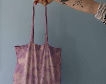 Tie Dye Tote Bag