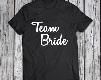 Team bride  -  shirt