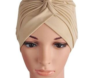 Women Turban Hat Head wrap, Handmade Turban, Twist Turban, Chemo Hat turban, Hair Loss Hat, Head Wrap, Women Turban Hat, Suncap, Vintage Hat