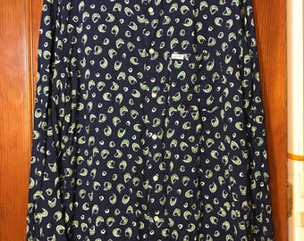 Vintage Guess by Geoge Marciano Buttom Down Dress Shirt L