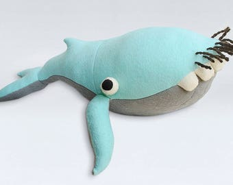 Mike the Whale Plush Toy