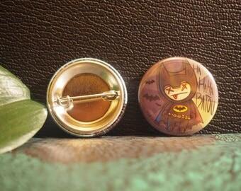 Badge 32 mm - Batman - DC