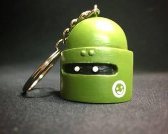 Tachanka Chibi Head Keychain