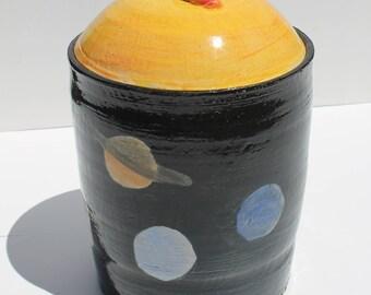 Space Cookie Jar