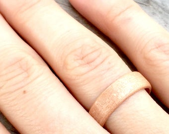 Beechwood ring