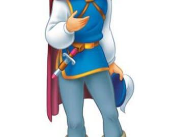 Prince Florian, Snow White