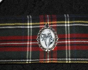 Scottish Gargoyle Gothic Cuff Bracelet