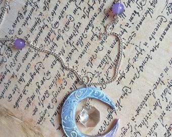 Celtic Moon-Celtic Moon-Fimo & Magic Pigments