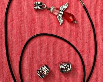 Angel necklace 4 piece kit