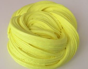 Neon Butter Slime 6, 8 or 12 oz (Yellow, Green or Pink)