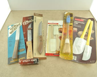 Assortment of Kitchen Utensils New in Package