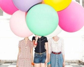 """Giant 36"""" Balloon - Jumbo Party Balloon"""