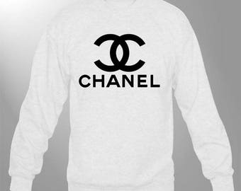 Chanel New Printed Women's Sweatshirt Perfect Gift