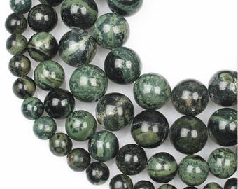 6mm Kambaba Jasper Natural Stone Beads Stone Round Loose Beads Gemstone Bead Supply