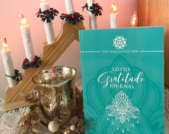 The Lotus Gratitude Journal