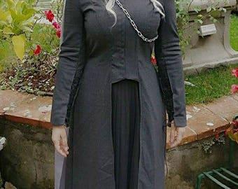 daenerys targaryen game of thrones season 7 version coat cosplay costume