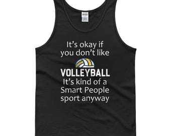 Volleyball Tank top, Men's Volleyball T shirt, Funny Volleyball Shirt, Volleyball Jersey, Volleyball Tank, T-Shirt, Volleyball, Tank