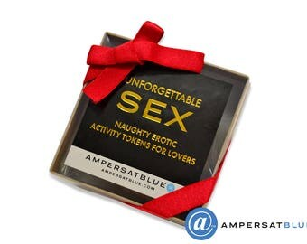 Valentines Gift for Husband, Valentines Gift for Boyfriend, for Men, Kinky Sex Coupons Token, Sex Game, Sex Gift for Valentines Day