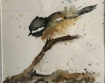 Speckled Chickadee